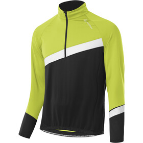 Löffler Pace CF Bike LS Jersey Men light green